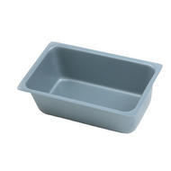 Non-stick mini loaf pan 4""