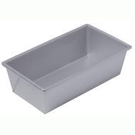 Chicago Metallic Commercial II™ Traditional Uncoated 1.5 lb Loaf Pan