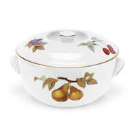 Portmeirion Royal Worcester Evesham Round Covered Deep Dish