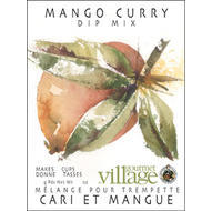 Gourmet du Village Dip Recipe Box Mango Curry