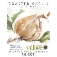 Gourmet du Village Dip Recipe Box Roasted Garlic