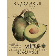Gourmet du Village Dip Recipe Box Guacamole