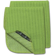 Set of Lime Dish Cloths