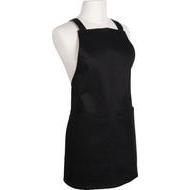 Full Apron Basic Black