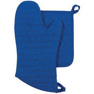 Danica Oven Mitt Basic Royal Blue
