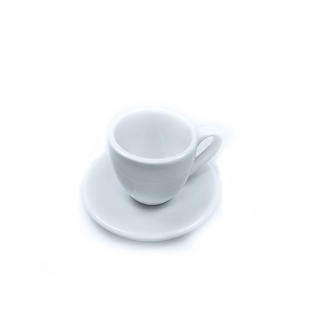 Konitz Coffee Bar Espresso Cup and Saucer
