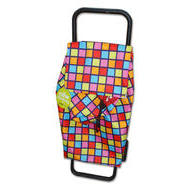 Garmol Multi Colour Shopping Cart