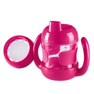 Sippy Cup Set (7oz) Pink