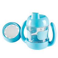 Sippy Cup Set (7oz) Aqua