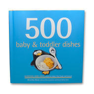 500 Baby & Toddler Dishes
