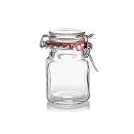 Kilner Clear 70 ml Clear Top Spice Jar