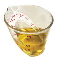 OXO Mini Angled Plastic Measuring Cup