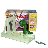 """Benriner"" Genuine Japanese Vegetable Turning Slicer Horizontal"