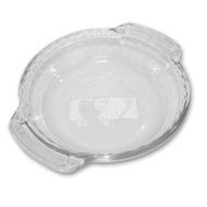 "Mini Collection 6"" Glass Mini Pie Plate"