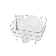 Compact Wire Frame Dish Rack