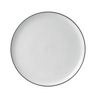 Gordon Ramsay by Royal Doulton  Bread Street White Round Platter 12""
