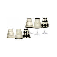 Wine Shades Set of 6 Paris