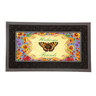 Sassafras Decorative Mat Insert Friends