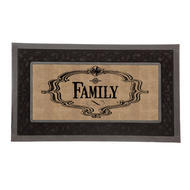 Sassafras Decorative Mat Family
