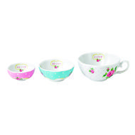 Royal Albert Baking Bliss Measuring Cups Set of 3