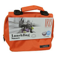Iris Barcelona Smart Lunch Bag Orange