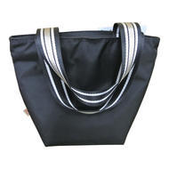 Iris Barcelona Lunch Bag Tote Black