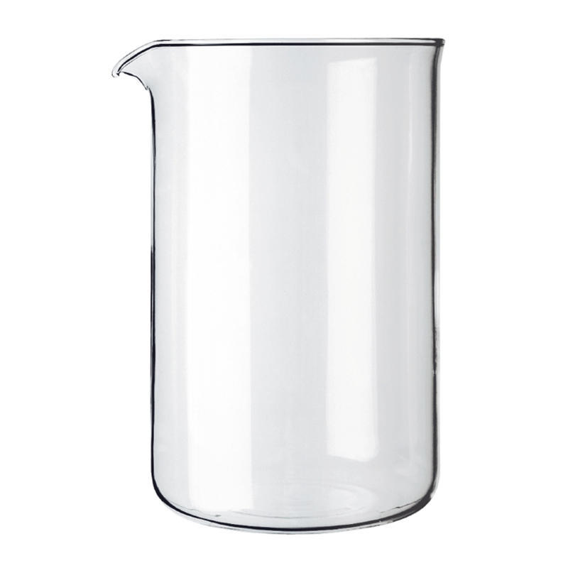 f5555efabbe5d5db3ee96ed6ff3e1257 Bodum French Press Replacement Glass  Cup