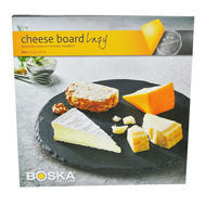 "Boska Pro Collection 11.5"" Slate Lazy Susan Cheese Board"