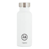 24Bottles©  Thermo Bottles .5L Ice White