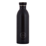 24Bottles©  Urban Bottle .5L Tuxedo Black