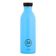 24Bottles©  Urban Bottle .5L Lagoon Blue