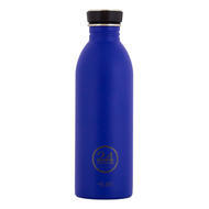 24Bottles©  Urban Bottle .5L Gold Blue