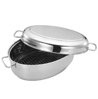 Cuisinox® Covered Oval Roaster