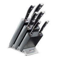 Wusthof Classic Ikon knife block set 7pcs