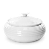 Sophie Conran for Portmeirion Low Casserole - White 4.5pt